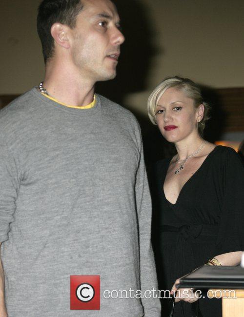 Gwen Stefani and Gavin Rossdale 13