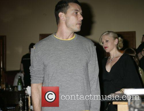 Gwen Stefani, husband Gavin Rossdale and son Kingston...
