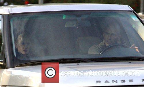 Gwen Stefani leaving Beverly Hills Hotel Los Angeles,...