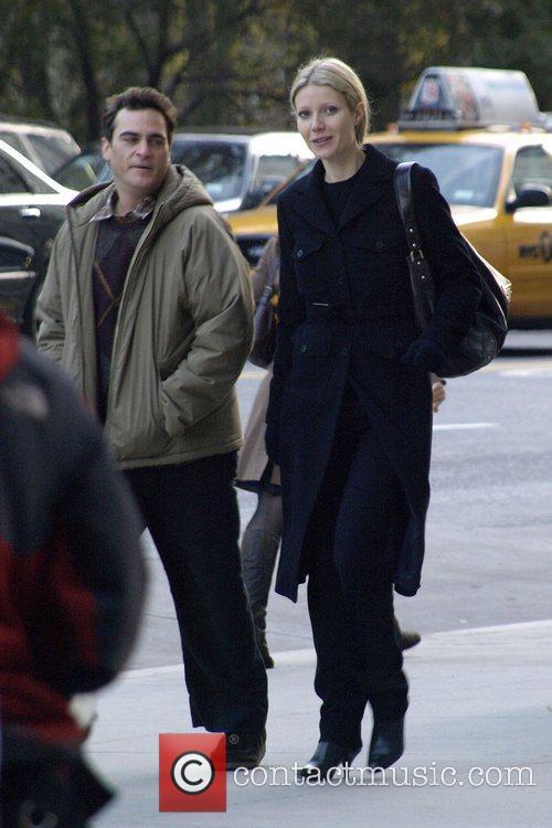 Joaquin Phoenix and Gwyneth Paltrow