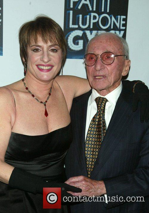 Patti Lupone and Director Arthur Laurents 3