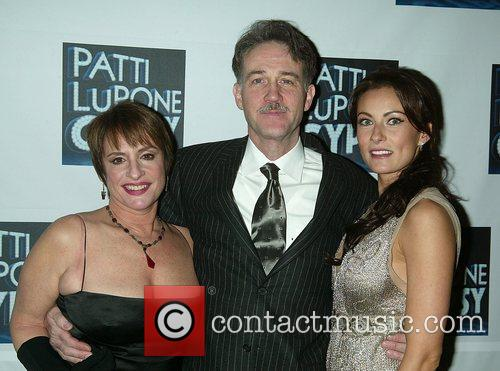 Patti Lupone, Boyd Gaines and Laura Benanti 2