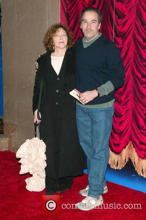 Kathryn Grody and Mandy Patinkin 8