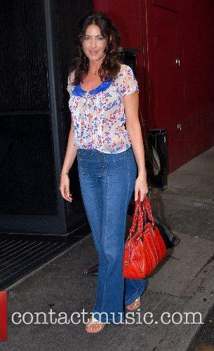 Lisa Snowdon The Hair Awards at Gaucho London,...