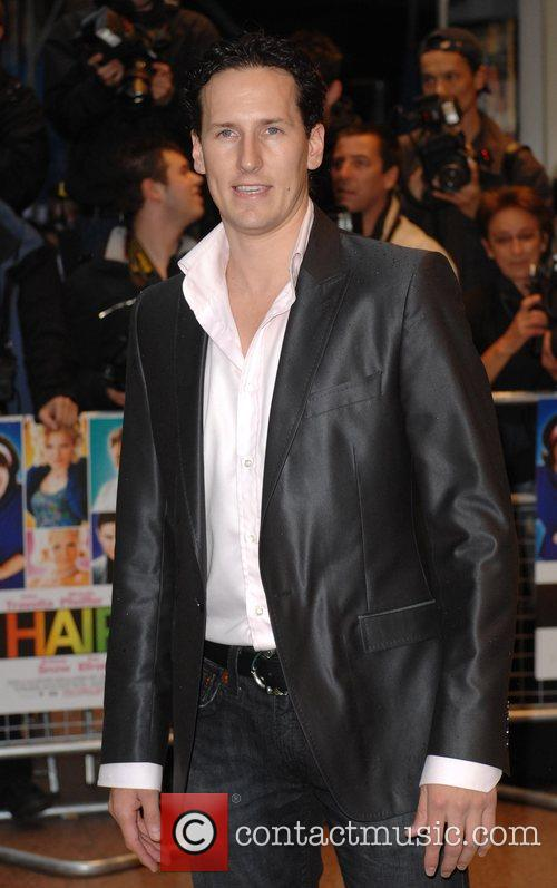 UK Premiere of 'Hairspray' held at the Odeon...