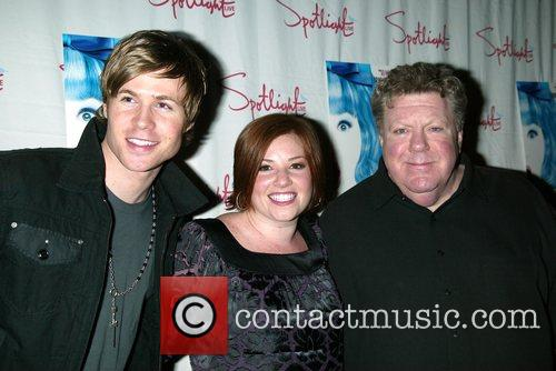 Ashley Parker Angel, Shannon Durig and George Wendt...