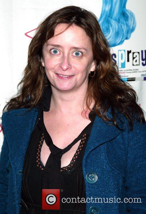 Rachel Dratch  attending the after party celebrating...