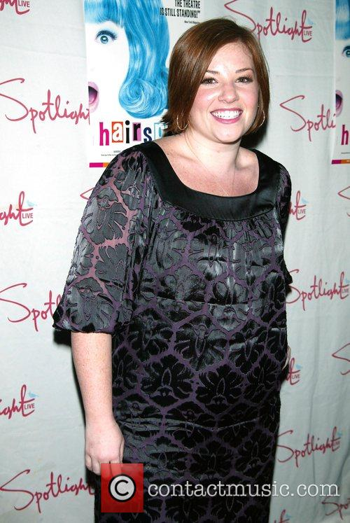 Shannon Durig  attending the after party celebrating...