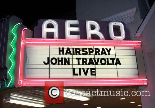 John Travolta and Hairspray 11