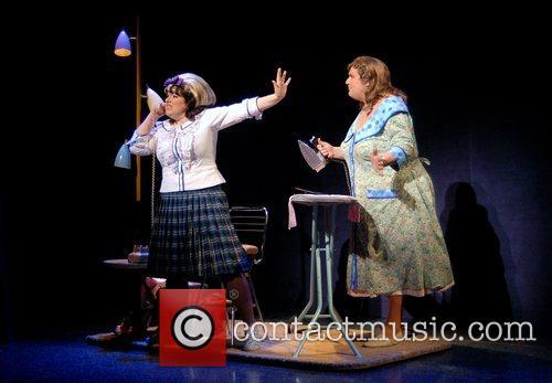 Leanne Jones and Michael Ball  Hairspray -...