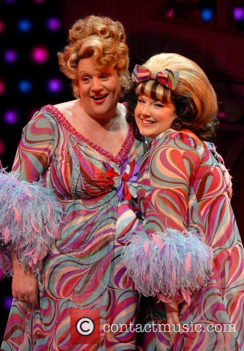 Hairspray - photocall at Shaftesbury Theatre