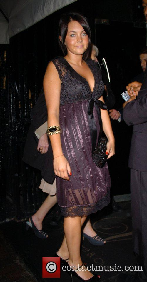 Lacey Turner,  UK Film Premiere 'Hairspray' After...