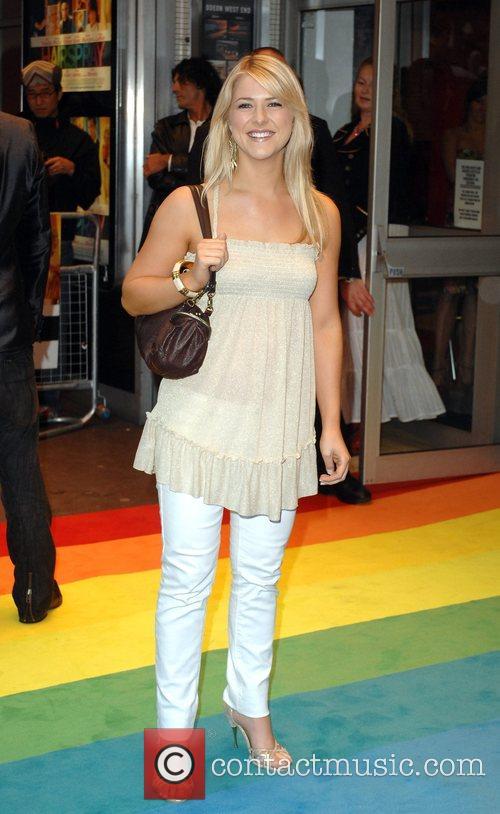 Susan McFadden UK Premiere of 'Hairspray' held at...