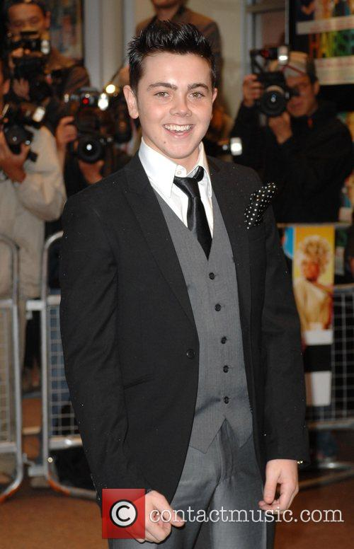 Raymond Quinn UK Premiere of 'Hairspray' held at...