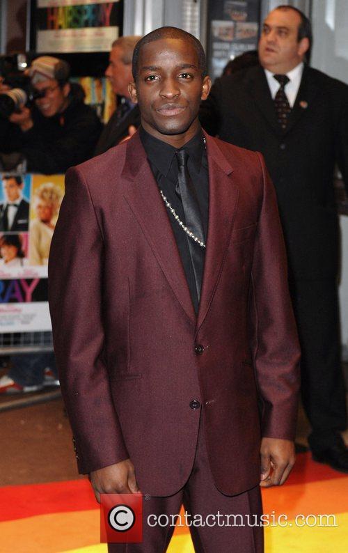 Elijah Kelley UK Premiere of 'Hairspray' held at...