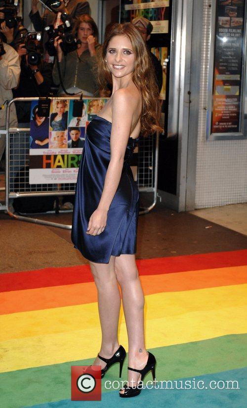 Sarah Michelle Gellar 7