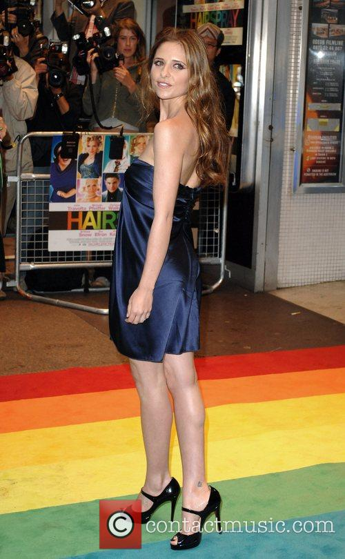 Sarah Michelle Gellar 9