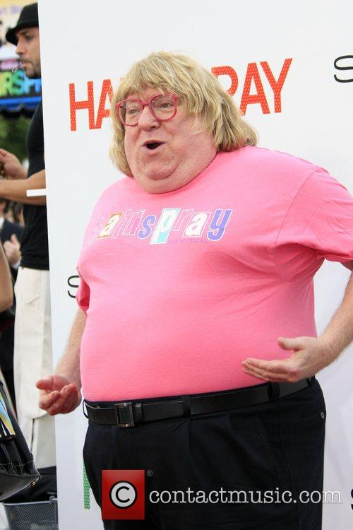 Bruce Vilanch Los Angeles Premiere of 'Hairspray' held...