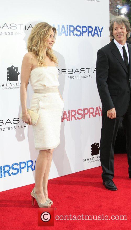 Michelle Pfeiffer and David E. Kelley Los Angeles...
