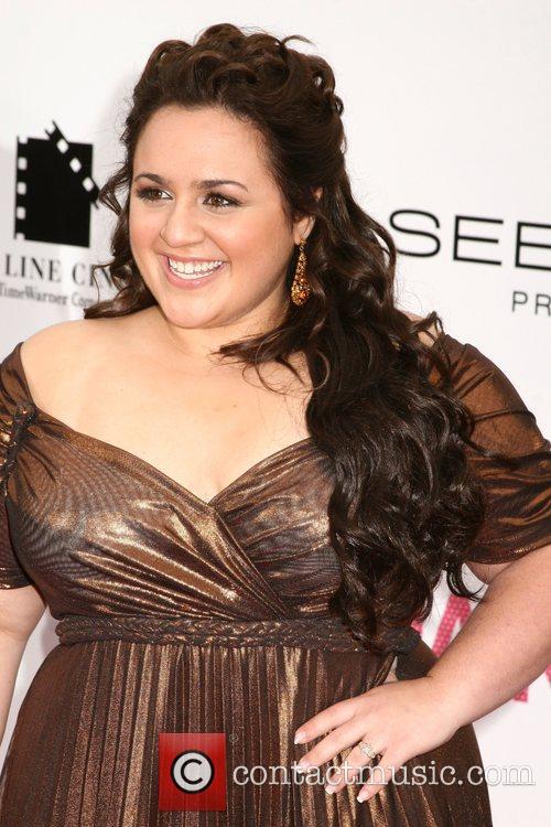 Nikki Blonsky Los Angeles Premiere of 'Hairspray' held...