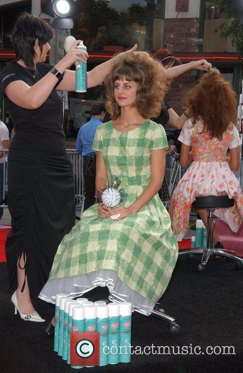 Atmosphere Los Angeles Premiere of 'Hairspray' held at...