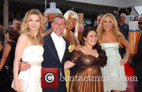 Michelle Pfeiffer, Adam Shankman, Nikki Blonsky, Queen Latifah...