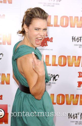 'Halloween' premiere held at Mann's Chinese Theater -...