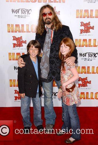 Rob Zombie, Skyler Gisondo and Jenny Gregg Stewart