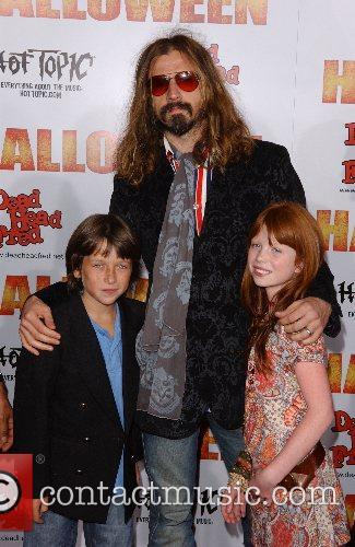 Rob Zombie, Skyler Gisondo and Jenny Gregg Stewart 7