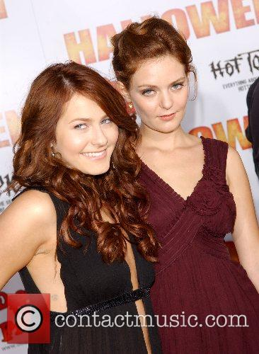 Scout Taylor-compton and Hanna Hall 11