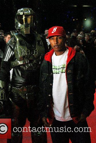Pharrell Williams, Xbox and Xbox 360 1