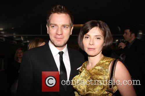 Ewan McGregor and Guest Hampstead Theatre Spring Gala...