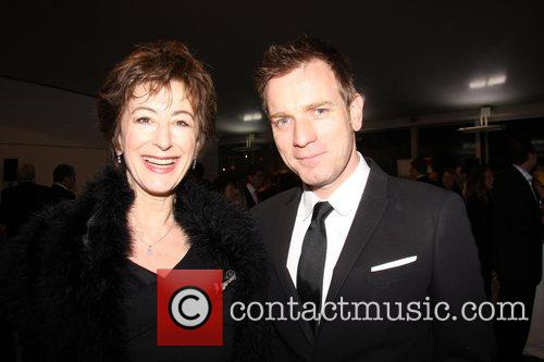 Ewan Mcgregor and Maureen Lipman 1