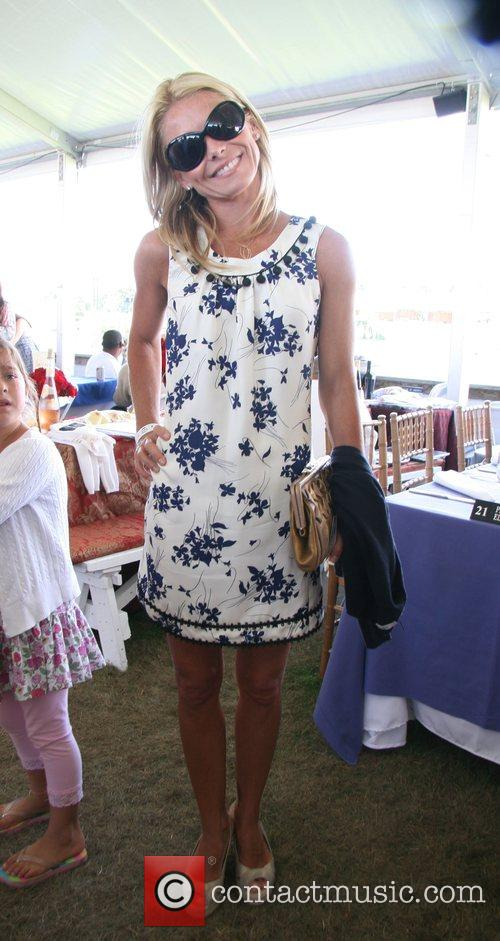 Kelly Ripa The Hampton Classic Horse Show Bridgehampton,...