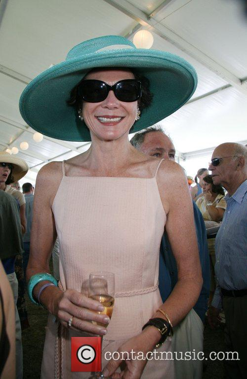 Diana Taylor The Hampton Classic Horse Show Bridgehampton,...