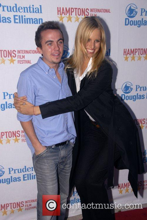 Frankie Muniz and Karolina Kurkova 2