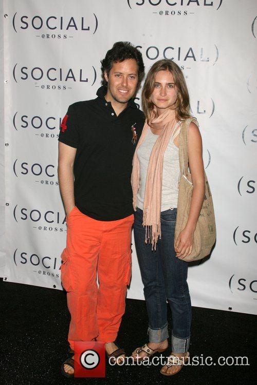 David Lauren and Lauren Bush Hampton SOCIAL @...