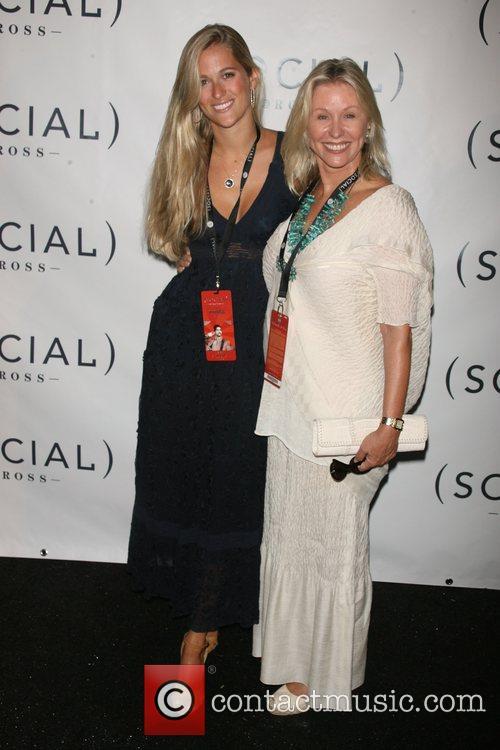 Nicole Ross and Courtney Ross Hampton SOCIAL @...