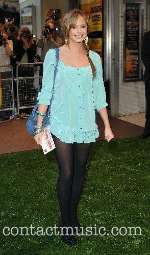 Hannah Tointon  UK ' In The Hands...