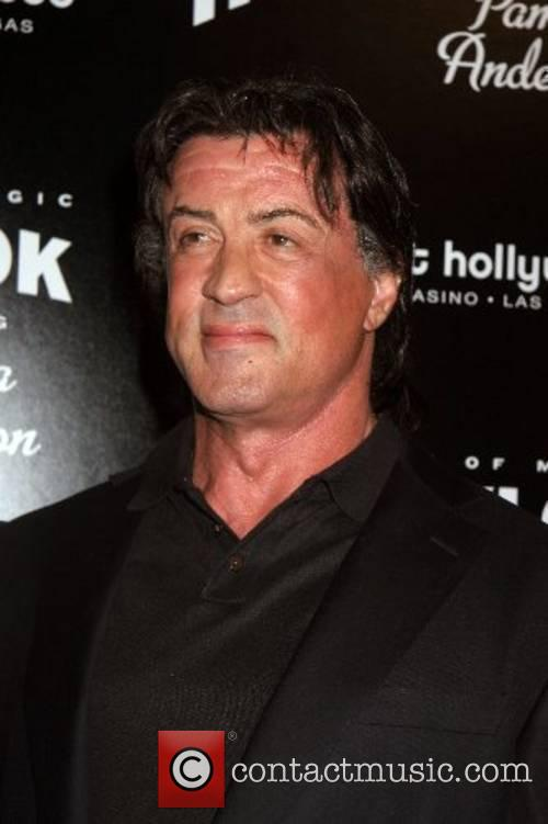 Sylvester Stallone Hans Klok's 'The Beauty of Magic'...