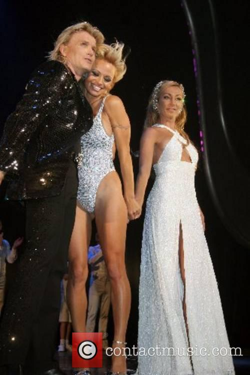 Pamela Anderson, Hans Klok Hans Klok's 'The Beauty...