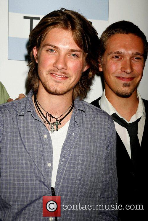 Taylor Hanson and Isaac Hanson The Hanson Brothers...