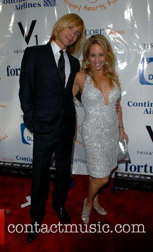 Marc Bouwer and guest Petra Nemcova's Happy Hearts...