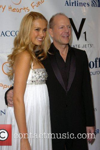 Petra Nemcova and Bruce Willis Petra Nemcova's Happy...