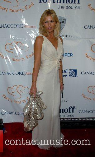Daniela Pestova Petra Nemcova's Happy Hearts Fund Heart...