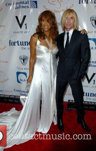Beverly Johnson and Marc Bouwer Petra Nemcova's Happy...