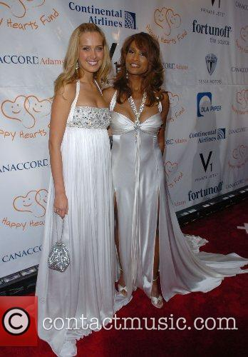 Petra Nemcova and Beverly Johnson  Petra Nemcova's...