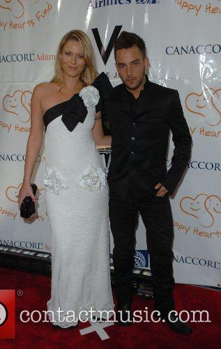 Kiera Chaplin and Jason Preston  Petra Nemcova's...