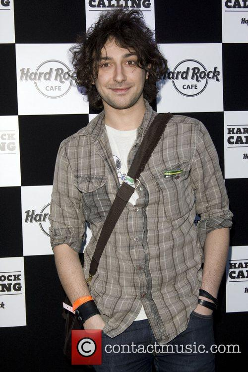 Alex Zane 'The Road to Hard Rock Calling'...