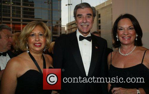 The opening gala for the Harmen Center For...